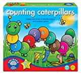 Orchard Toys Counting Caterpillars - Orchard Toys - amazon.co.uk