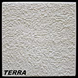 20 m² Deckenplatten Styroporplatten Stuck Decke Dekor Platten 50x50cm, TERRA