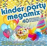: Kinder Party Megamix - Die CD für den Geburtstag, Fasching und die Kinderparty