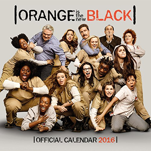The Official Orange is the New Black 2016 Square Calendar (Calendar 2016)