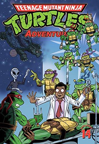 Teenage Mutant Ninja Turtles Adventures Vol. 14 (English ...