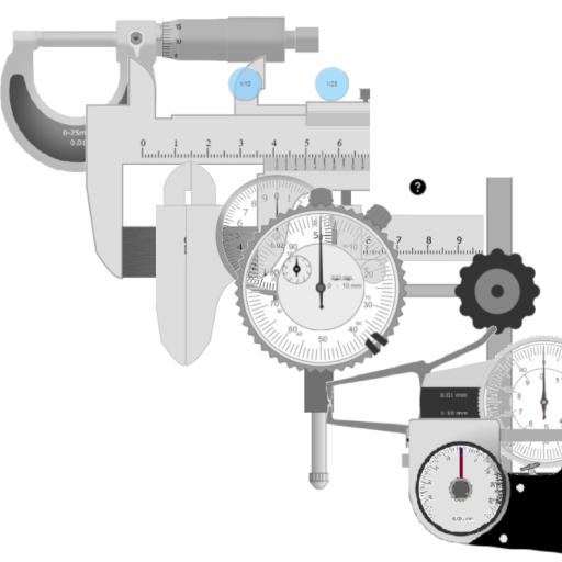 Mechanical measuring instruments pro Vernier Software