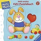 Mein erstes Fühl-Puzzlebuch: Ab 12 Monaten (ministeps Bücher)
