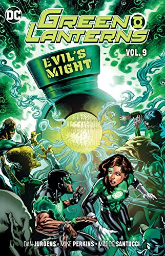 Green Lanterns Vol. 9: Evil's Might