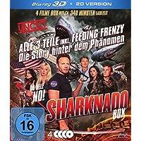 Sharknado 1-3 Box-Edition