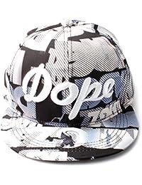 Accessoryo - graphique chapeau de snapback unisexe 'dope'