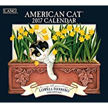 American Cat 2017 Calendar