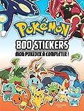 Pokemon - 800 stickers