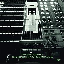 Raimund Abraham & The Austrian Cultural Forum New York