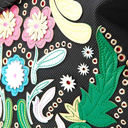DESIGUAL BORSA DONNA BOLS PRINCE OLESA 18SAXPAA Multicolore