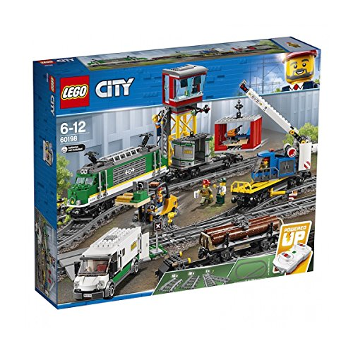 LEGO UK 60198 Cargo Train Building Set Best Price and Cheapest