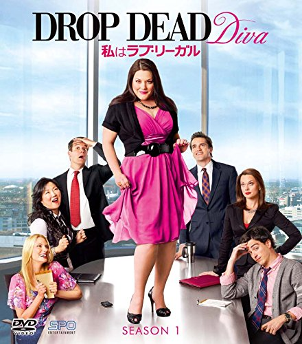 Drop Dead Diva Season 1 [Import allemand]