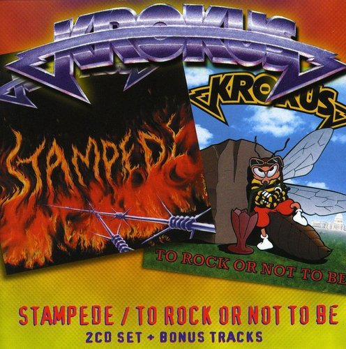 Stampede / To Rock Or Not To Be