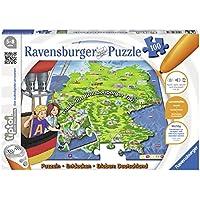 Ravensburger tiptoi PuzzleIm Einsatz - 00554/Entdecken & Erleben: Abwechslungsreiches Motorikspiel für Kinder von 5-8 Jahre, 100 Teile