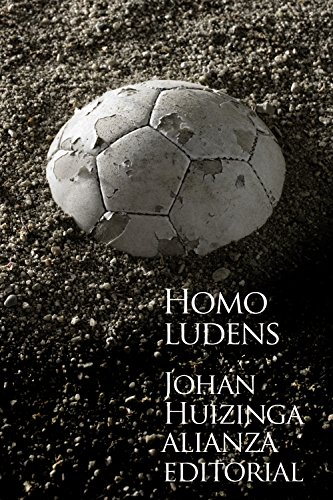 Homo ludens (El Libro De Bolsillo - Humanidades) por Johan Huizinga