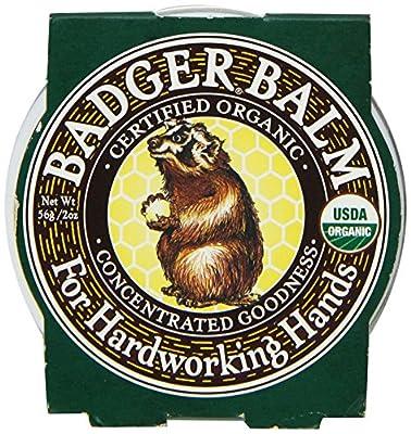 Badger Balm Hardworking Hands Balm 56g