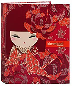 Kimmidoll- Carpeta Folio 4 Anillas Lomo Ancho (SAFTA 561731657)