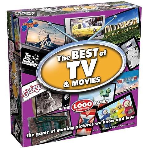 Brettspiel Best of TV and Movies, englische Version