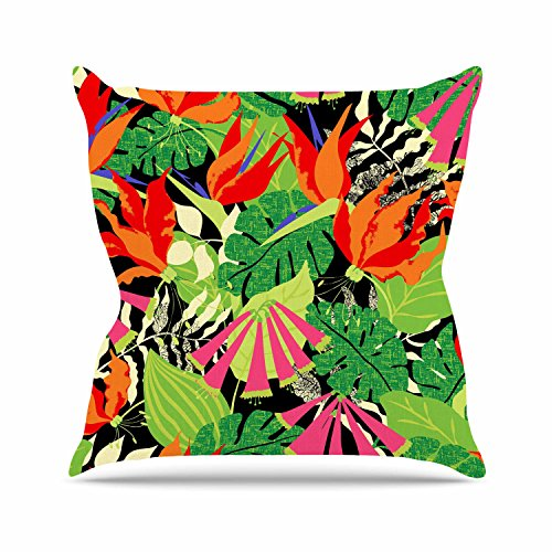 kess-inhouse-jm1016aop03-18-x-18-inch-jacqueline-milton-tropicana-hot-orange-green-outdoor-throw-cus