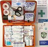 Sport-Sanitätskoffer S1 PLUS Erste-Hilfe Koffer nach DIN 13157