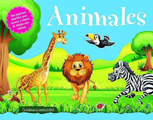 Animales (Cuaderno de Creatividad)