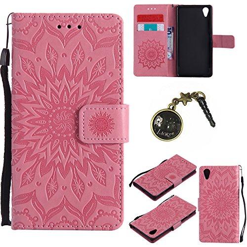 Preisvergleich Produktbild PU Silikon Schutzhülle Handyhülle Painted pc case cover hülle Handy-Fall-Haut Shell Abdeckungen für Sony Xperia X Performance (12,7 cm (5 Zoll) +Staubstecker (4FF)
