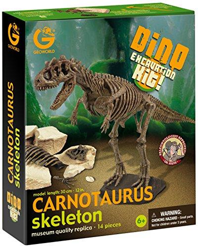 Kit d'excavació dinosaure