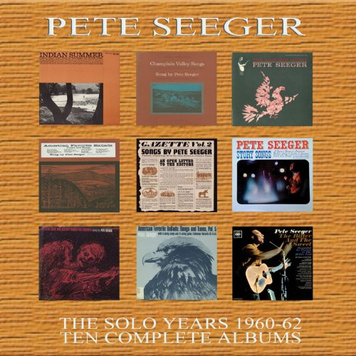 Pete Seeger: The Solo Years 19...