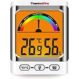 ThermoPro TP52 digitales Thermo Hygrometer Innen Raum Thermometer mit Schimmelalarm Temperatur und…
