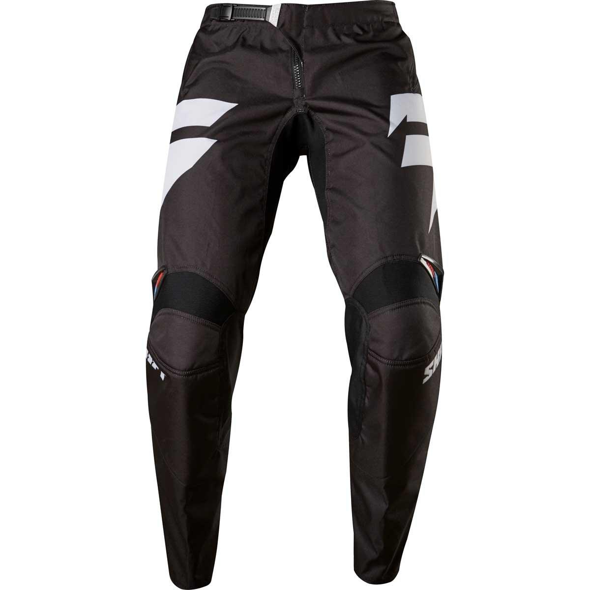 Shift Pantalone Cross Whit3 Schwarz - Ninety Seven - Nero, 36
