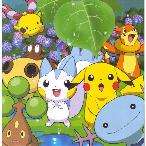 Pikachu-Poster-On-Silk-60cm-x-61cm-24inch-x-25inch-Cartel-de-Seda-CA82AB