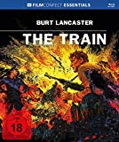 The Train (Blu-Ray) (Mediabook) [Import anglais]