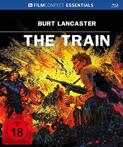Bild von The Train - Mediabook (+ Original Kinoplakat) [Blu-ray] [Limited Edition]