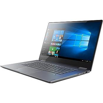"""Lenovo YOGA 720-13IKBR Notebook Convertibile con Display da 13.3"""" FullHD IPS Touch, Processore Intel Core I5-8250U, RAM 8 GB, SSD 256 GB, Scheda Grafica Integrata [Layout Italiano]"""