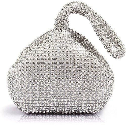 paracity-women-ladies-evening-clutch-wedding-purse-handbag-for-party-prom-silver