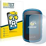 BROTECT Protector Pantalla Cristal Compatible con Garmin eTrex Touch 35 Protector Pantalla Vidrio - Dureza Extrema, Anti-Huel