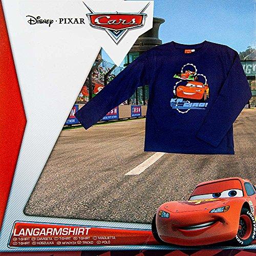 disney-pixar-cars-langarmshirt-lightning-mcqueen-grosse-98-128-oko-tex-standard-100-t-shirt-pullover