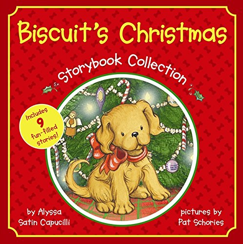 Biscuit's Christmas Storybook Collection por Alyssa Satin Capucilli