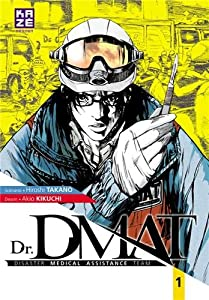Dr DMAT Edition simple Tome 1