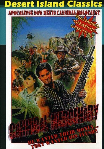 Bild von Cannibal Mercenary / (Ntsc) [DVD] [Region 1] [NTSC] [US Import]