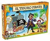 Falomir - El Tesoro Pirata, Juego de Mesa (25006)