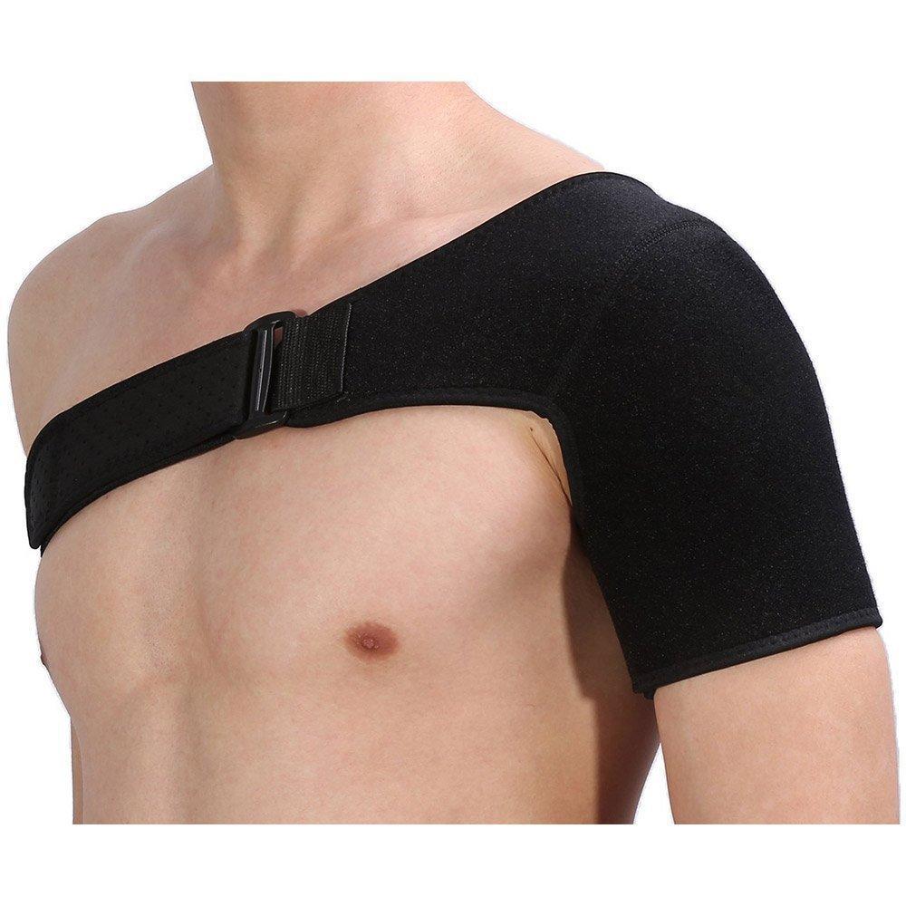 Supporto a spallamento Tutore per spalla regolabile spalla fasce ... 3237219f3c2d