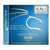#10: Kali Linux 32 bit 2016.2 DVD
