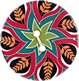 """Global Chic Buttons - Haiti 1 - 3/4"""" 1 Per Package (Pack of 3 )"""