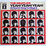 Yeah Yeah Yeah - A hard day's night (Germany) / 1C 062-04 145
