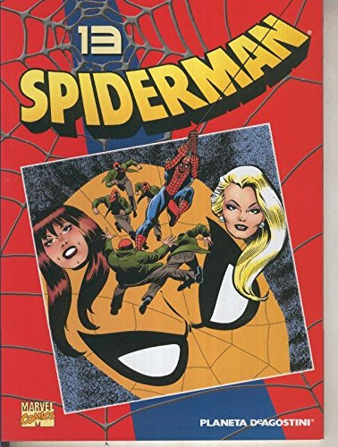 coleccionable-spiderman-volumen-1-numero-13