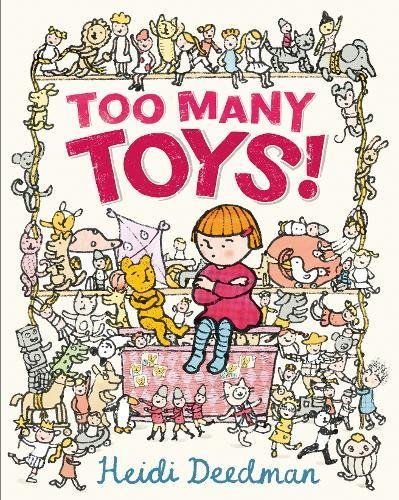 Too Many Toys! por Heidi Deedman
