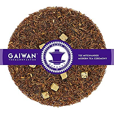 "N° 1418: Thé rooibos ""Caramel Rooibos"" - feuilles de thé - GAIWAN® GERMANY - rooibos, caramel"