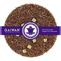 """N° 1418: Tè rosso Rooibos in foglie""""Rooibos caramello"""" - 100 g - GAIWAN GERMANY - tè in foglie, rooibos, caramello"""