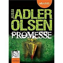 Promesse - La sixième enquête du Département V: Livre audio 2 CD MP3
